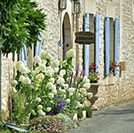 Souillac Holiday Cottage Garden